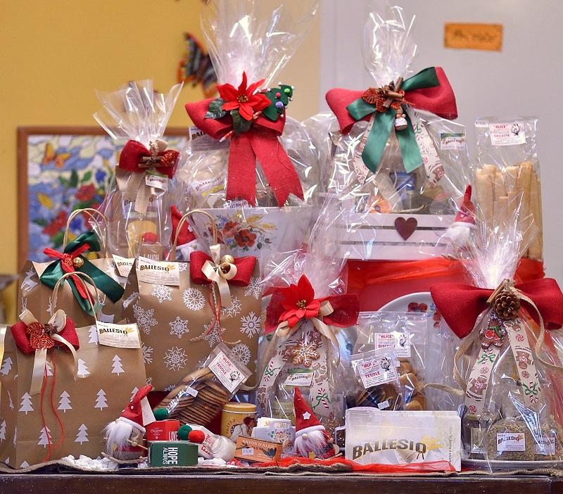 idee regalo di Natale proposte dal Molino Ballesio