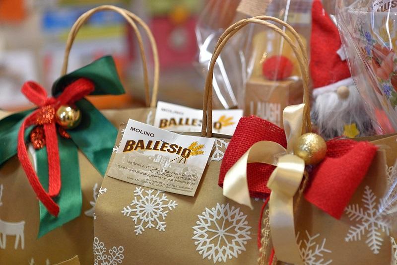 pacco di regalo Molino Ballesio